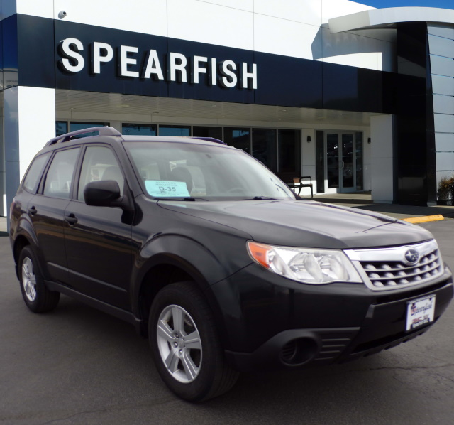 Pre-Owned 2012 Subaru Forester 2.5X